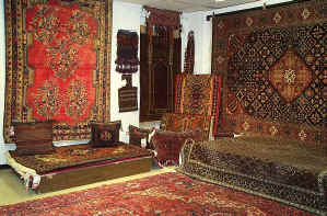 Store Warehouse Showroom Rugs Carpets